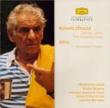STRAUSS - Bernstein - Salomé op.54 : scène finale