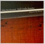 RAASTED - Hansen - Sonate pour violon seul op.30 n°1