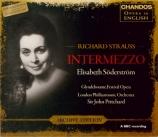 STRAUSS - Pritchard - Intermezzo, opéra op.72