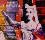 BELLINI - Rescigno - Il pirata (Le pirate) (Live 27 - 01 - 1959 New York) Live 27 - 01 - 1959 New York