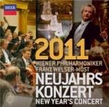 Neujahrs Konzert 2011 - Concert du Nouvel An 2011