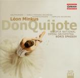 MINKUS - Spassov - Don Quichote