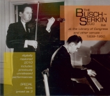 The Busch-Serkin Duo live at the Library of Congress 1939-1950
