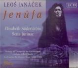 JANACEK - Rosen - Jenufa, opéra live San Francisco 1 - 10 - 1980, bonus Wien 7 - 03 - 1964 sang in German