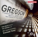 GREGSON - Tovey - Music for Chamber Orchestra