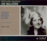 WAGNER - Konwitschny - Die Walküre (La Walkyrie) WWV.86b Live London, 23 - 9 - 1959