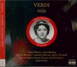 VERDI - Perlea - Aida, opéra en quatre actes