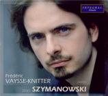 SZYMANOWSKI - Vaysse-Knitter - Thème et variations pour piano en si mine