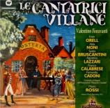 FIORAVANTI - Rossi - La cantatrice villane