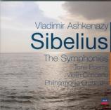 SIBELIUS - Ashkenazy - Symphonies n°1-7 (intégrale) (import Japon) import Japon