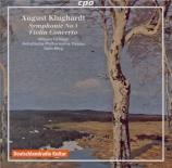 KLUGHARDT - Tschopp - Concerto pour violon en ré majeur op.68