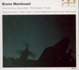 MANTOVANI - Rophé - Concerto pour deux altos et orchestre
