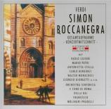 VERDI - Molinari-Pradel - Simon Boccanegra, opéra en trois actes