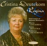 Regina - Scènes finales des opéras de Donizetti