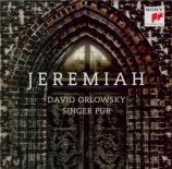 Jeremiah arr. clarinette et choeur
