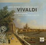 VIVALDI - Biondi - Concerto pour violon et violoncelle, cordes et b.c. e