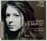 BACH - Watts - Mein Herze schwimmt im Blut, cantate pour soprano et orch
