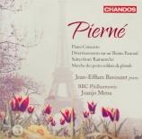 PIERNE - Bavouzet - Concerto pour piano et orchestre n°2 en do mineur op