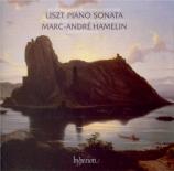 LISZT - Hamelin - Fantaisie et fugue sur le nom B-A-C-H, pour piano S.52