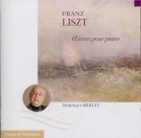 LISZT - Merlet - Funérailles, pour piano en fa mineur S.173 - 7
