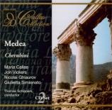 CHERUBINI - Schippers - Medea (version italienne) live Scala di Milano, 14 - 12 - 1961
