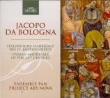 JACOPO DA BOLOGNA - Project Ars Nov - Madrigaux