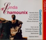 DONIZETTI - Bellini - Linda di Chamounix