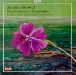 ROSETTI - Meier - Concerto pour hautbois et orchestre en do majeur C.29