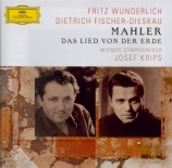 MAHLER - Wunderlich - Das Lied von der Erde (Le chant de la terre), pour