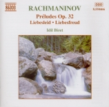 RACHMANINOV - Biret - Treize préludes pour piano op.32