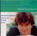 Musique Romantique Française pour Piano