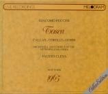 PUCCINI - Cleva - Tosca (live MET 19 - 3 - 1965) live MET 19 - 3 - 1965