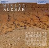 KOCSAR - Kocsar - Sequenze