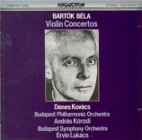 BARTOK - Kovacs - Concerto pour violon n°1 Sz.36 BB.48a