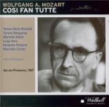 MOZART - Rosbaud - Cosi fan tutte (live Aix-en-Provence 1957) live Aix-en-Provence 1957