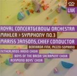 MAHLER - Jansons - Symphonie n°3