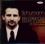 SCHUMANN - Gringolts - Trio avec piano n°1 en ré mineur op.63