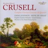CRUSELL - Johnson - Concerto pour clarinette n°1 en mi bémol majeur op.1