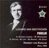 BEETHOVEN - Karajan - Fidelio, opéra op.72 (Live wien 27 - 11 - 1960) Live wien 27 - 11 - 1960