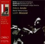 BERLIOZ - Maazel - Symphonie fantastique op.14