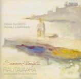 RAUTAVAARA - Kuusisto - Lost landscapes (2005)