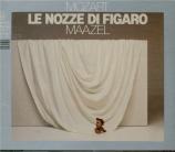 MOZART - Maazel - Le nozze di Figaro (Les noces de Figaro), opéra bouffe live Salzburg, 29 - 7 - 1963