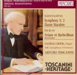 SAINT-SAËNS - Toscanini - Symphonie n°3 'avec orgue'