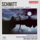 SCHMITT - Tortelier - La tragédie de Salomé op.50