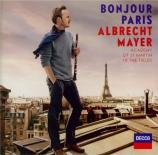 Bonjour Paris Arrangements Chris Hazell