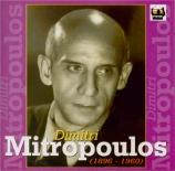 The Art of Dimitri Mitropoulos Very last concert of Mitropoulos