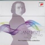 Master and Magician + DVD Horowitz plays Liszt