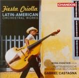 Fiesta Criolla Latin-American orchestral works
