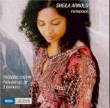 CHOPIN - Arnold - Vingt-quatre préludes pour piano op.28