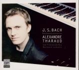 BACH - Tharaud - Concerto pour clavecin et cordes n°1 en ré mineur BWV.1